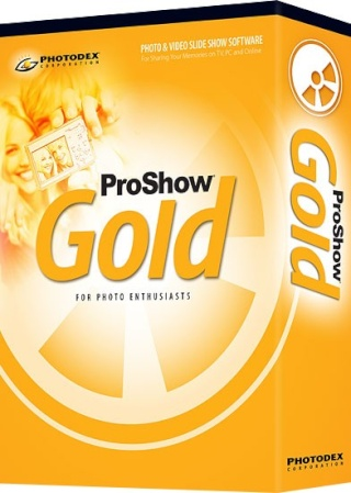 Photodex ProShow Gold 5.0.3280 [SP]