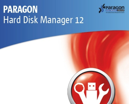 Paragon Hard Disk Manager 12 Professional v 10.1.19.15808 Advanced Bootable Disk WinPE