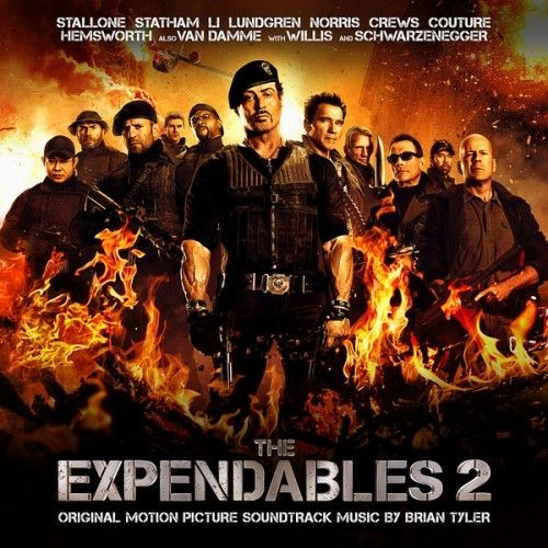 OST - Неудержимые 2 / The Expendables 2
