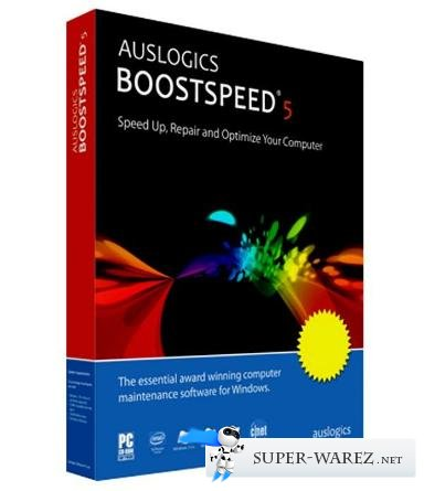 AusLogics BoostSpeed 5.4.0.5 Portable by Valx