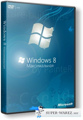 Windows 8 RP 8400 x64 for Samsung Slate 7 Series (Rus/2012)