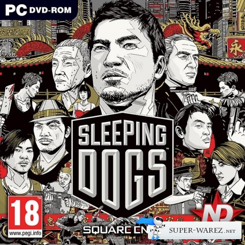 Sleeping Dogs - Limited Edition (2012/RUS/ENG/Steam-Rip/RePack)
