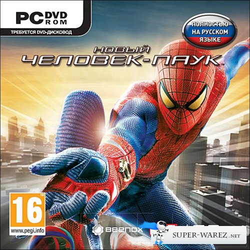 Новый Человек-паук / The Amazing Spider-Man (2012/RUS/Full/RePack)