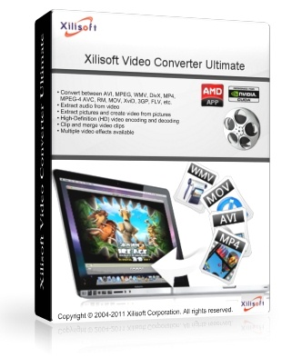 Xilisoft Video Converter Ultimate 7.5.0 Build 20120822 + RUS