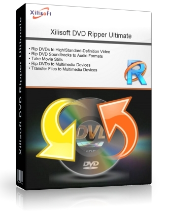 Xilisoft DVD Ripper Ultimate 7.5.0 Build 20120822 + RUS