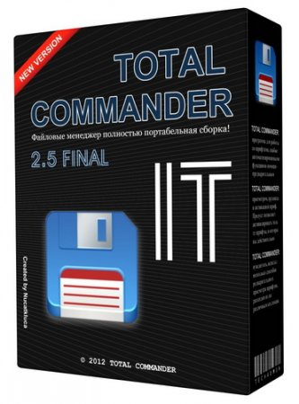 Total Commander v 8.01 IT Edition 2.5 Final