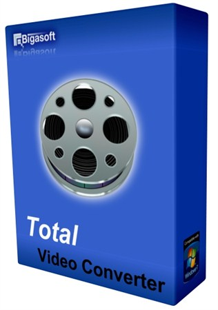 Bigasoft Total Video Converter 3.7.6.4626 Rus Portable