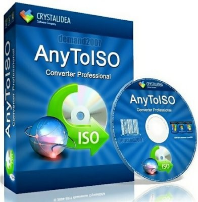 AnyToISO Converter Professional 3.4.1 build 445 Portable by Baltagy