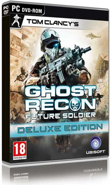 Tom Clancy's Ghost Recon: Future Soldier v.1.4 (2012/RUS/Repack от R.G.DEMON)