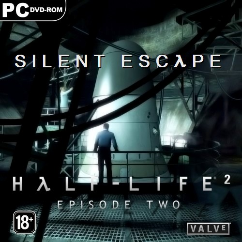 Half-Life 2: Episode Two - Silent Escape (2012/RUS/RePack by R.G.Element Arts)