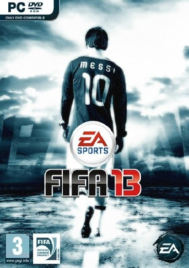 FIFA 13 (2012/RUS/ENG/Demo/Repack by Чувак)