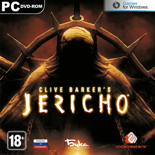Clive Barker`s: Jericho (2007/RUS/ENG/RePack by R.G.Механики)