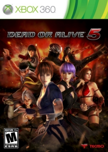 Dead Or Alive 5 (2012/PAL/ENG/XBOX360)