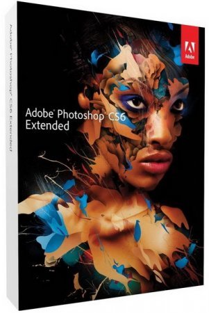 Adobe Photoshop CS6 Extended v 13.0.1 Final RePack ML|Rus