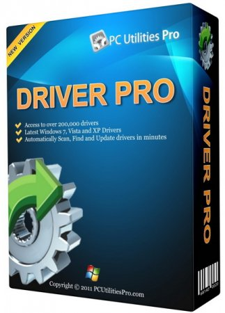 PC Utilities Pro Driver Pro v 3.1.0 Final