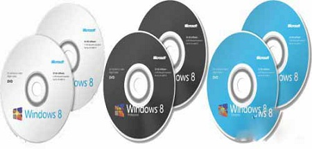 Microsoft Windows 8 AIO 16in1 RTM MSDN Original (English)