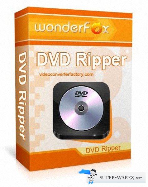 WonderFox DVD Ripper 2.8