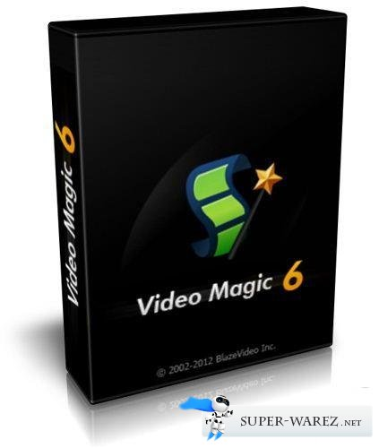 Blaze Video Magic Pro 6.1.0.0