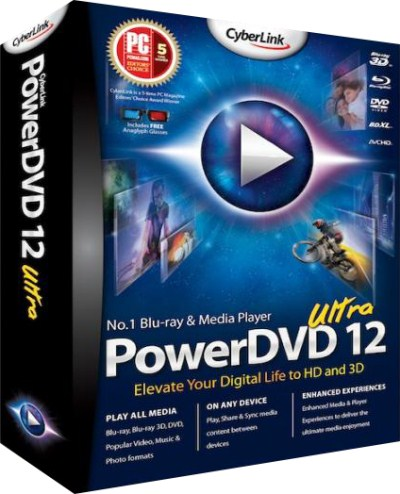 CyberLink PowerDVD Ultra 12.0.2118a.57 Multilanguage