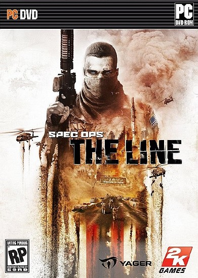 Spec Ops: The Line v.1.0.6890.0 (2012/RUS/ENG/RePack R.G. Механики)