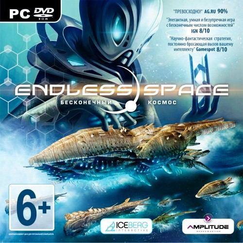 Endless Space - Emperor Special Edition (2012/RUS/MULTI6/Steam-Rip/RePack)