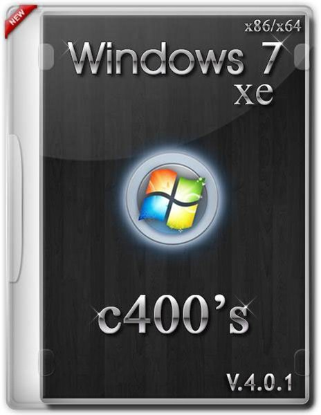 c400's Windows 7 XE 4.0.1 (2012/x86/x64)