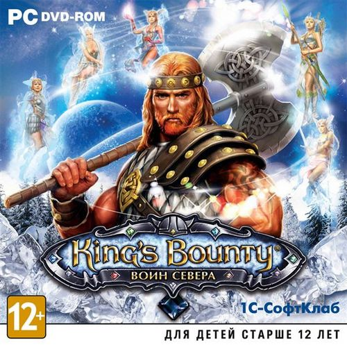 King's Bounty: Warriors of the North (2012/ENG) *FAIRLIGHT*