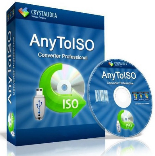 AnyToISO Converter Professional 3.4.2 Build 450