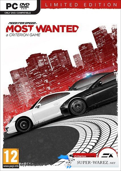 Need for Speed Most Wanted: Limited Edition (2012/RUS/ENG/Multi/Full/RePack)