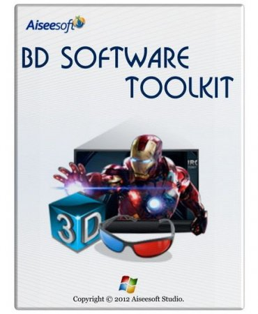 Aiseesoft BD Software Toolkit v 6.3.38.11719 Final + Rus