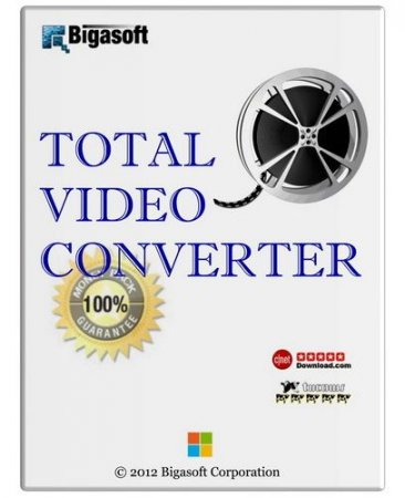 Bigasoft Total Video Converter v 3.7.21.4680 Final