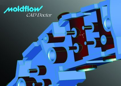 Autodesk Simulation Moldflow CAD Doctor 2013