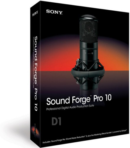 Sony Sound Forge Pro v10.0.506 Rus x86 Portable by goodcow