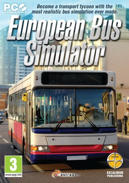 European Bus Simulator 2012 (2012/RUS/Repack от R.G.Torrent-Games)