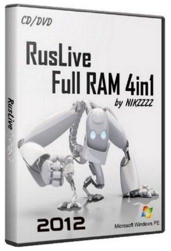 RusLiveFull CD by NIKZZZZ 26/10/2012 (UnCriticalMod 11.11.2012)