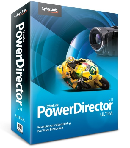 CyberLink PowerDirector 11 Ultra v 11.0.0.2215 ML RUS