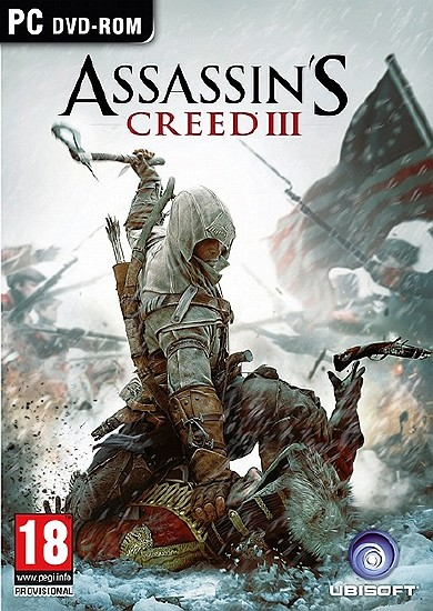 Assassin's Creed III (2012/RUS/MULTI3/Full/Rip)