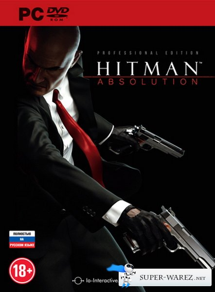 Hitman Absolution: Professional Edition (2012/RUS/MULTi8/RePack)