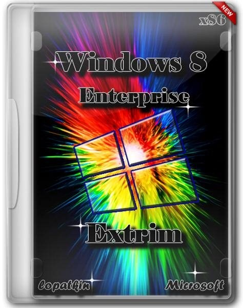 Windows 8 Enterprise x86 Extrim (2012/RUS)