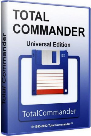 Total Commander Universal Edition 2012 ML|Rus
