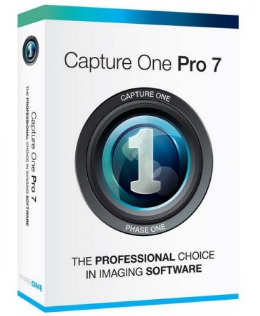 Capture One Professional v 7.0.1 build 64180 Final + Rus