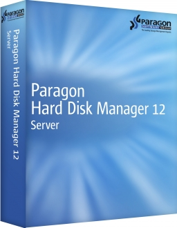 Paragon Hard Disk Manager 12 Server v 10.1.19.16240 Retail