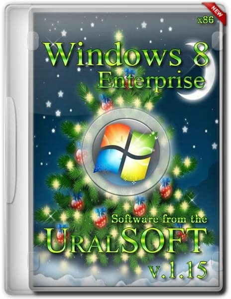 Windows 8 Enterprise UralSOFT 1.15 (2012/x86)