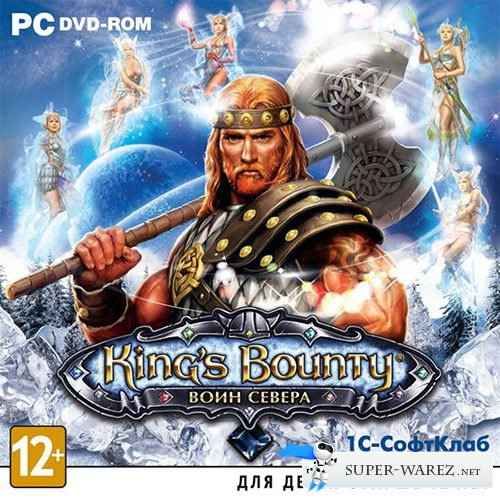 King's Bounty: Воин Севера / King's Bounty: Warriors of the North (v.1.3.1.6250) (2012/RUS/RePack)
