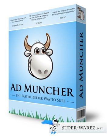 Ad Muncher 4.93.33707 [v1.3.1] Repack by Andron1975