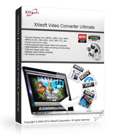 Xilisoft Video Converter Ultimate 7.7.0 build 20121224 + RUS