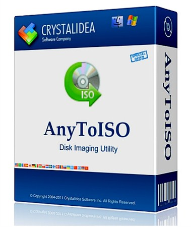 AnyToISO Converter Professional 3.4.2 Build 451