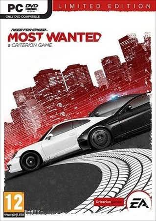 Need for Speed: Most Wanted. Limited Edition v1.3.0.0 + 5 DLC (2012/Rus/Repack by Dumu4)