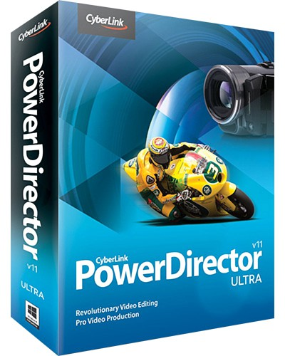 CyberLink PowerDirector 11 Ultra v 11.0.0.2418 ML RUS