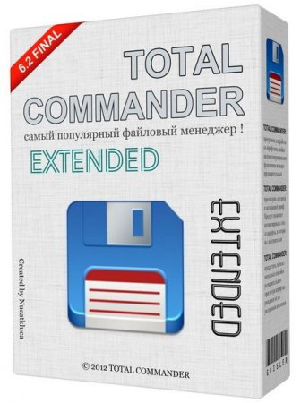 Total Commander Extended v 6.2 & Portable Eng/Rus